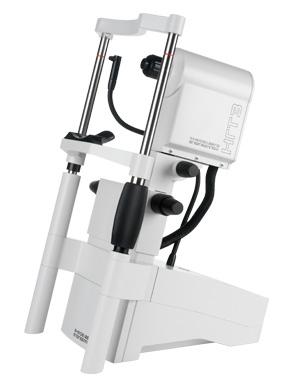 Heidelberg Retina Tomography